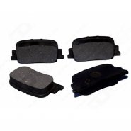 Колодки гальмівні задні FC SL BYD F3 10375094-00. Артикул: SB35002