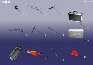 Инструменты. Артикул: SQR7160-GJX