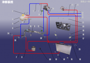 Система охолодження. Артикул: SQR7161FDJFJ-LQ