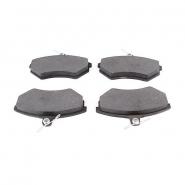 Колодки тормозные передние с усиками ( Geely СК без ABS) T11-3501080. Артикул:
