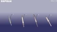 Глушник передня частина (резонатор). Артикул: XSXT-QXSQZC