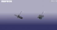 Клипса накладки сидений. Артикул: ZY-HDHBDK