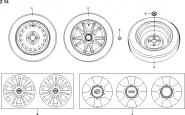 Колеса. Артикул: a13-2-14
