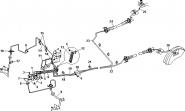 Трубопроводы тормозной системы. Артикул: a13-2-1