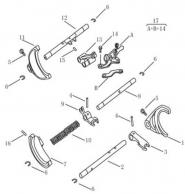 Вилки переключения передач [JL-S160]. Артикул: ck-330-30-040