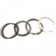 кольца поршневые STD 1.3 - 1.5L E020110010 СК/CK2/MK2/GC2-6/GX2. Артикул: E020110010