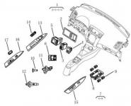 Электрические переключатели [GL/GT]. Артикул: gc5-738-42-101