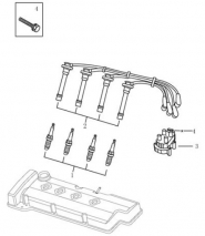 Система запалювання [MR479QN]. Артикул: gc6-250-50-092