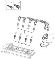 Система запалювання [EURO Ⅲ]. Артикул: gmk-250-50-040