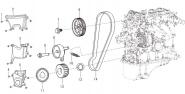 Двигатель и трансмиссия. Артикул: l320-1-6