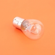 Лампа галогенна SOLAR (1 контакт біла). Артикул: p21w12v