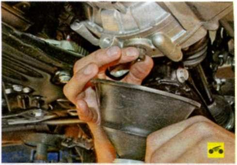 Как посмотреть масло в коробке чери амулет двигатель чери амулет б у купить