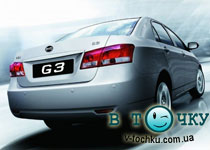 Каталог запчастин BYD G3