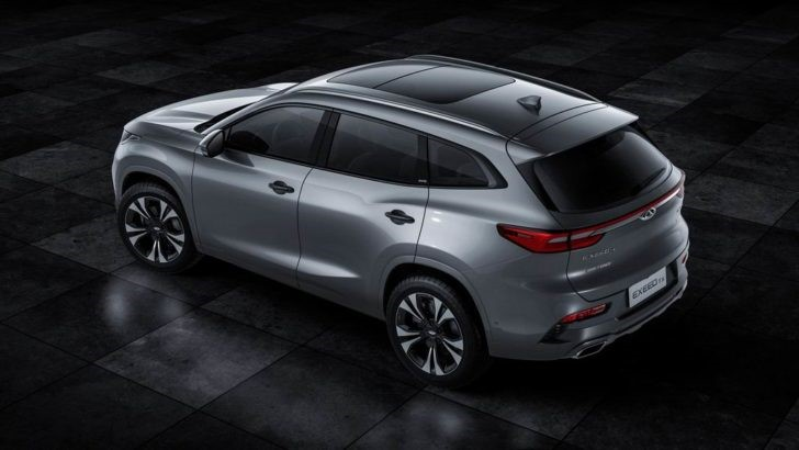 Chery Exceed TX. Фото 2