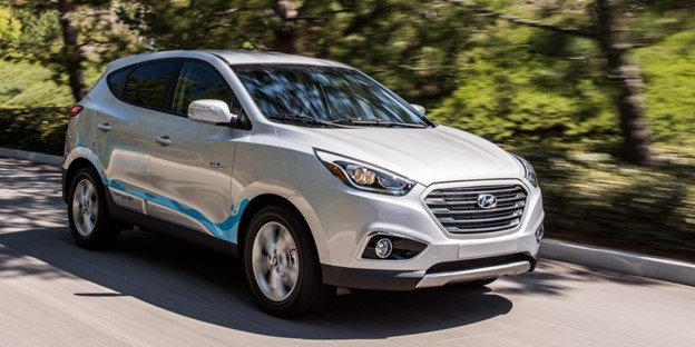 Hyundai іх35 Fuel Cell. Фото 1