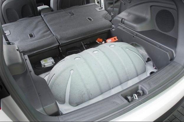 Hyundai іх35 Fuel Cell. Фото 3