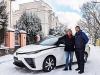 В Україні з'явився водневий автомобіль